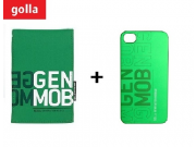 Golla iPhone 4/4S Green Set