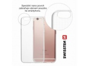 POUZDRO SWISSTEN CLEAR JELLY APPLE IPHONE 6 PLUS TRANSPARENTNÍ