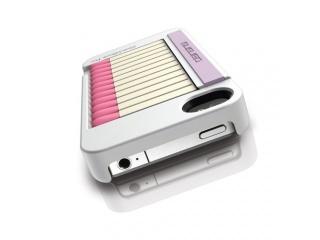 Zadní kryt na iPhone 4/4S - MATCHBOOK PRO WHITE - Musubo