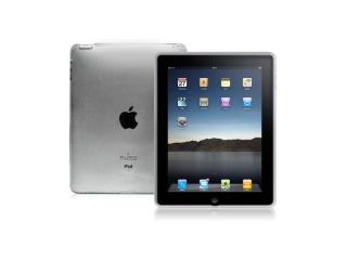 Ochranný kryt pro iPad - Crystal Cover - průhledný