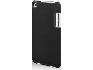 IPOD TOUCH 4 ''VELVET'' COVER BLACK SOFT TOUCH
