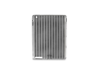 Ochranný silikonový kryt pro iPad 2 - Plasma Cover - černý