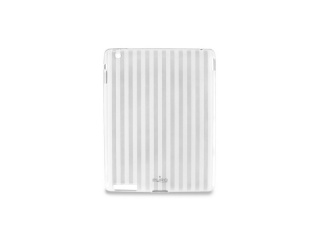 Ochranný silikonový kryt pro iPad 2 - Plasma Cover - transparent