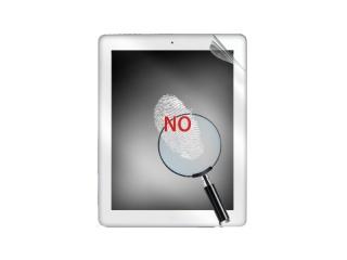 Ochranná fólie Antifingerprint na iPad 2, 3. a 4. generace