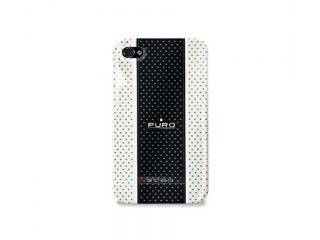 Zadní kryt na iPhone 4/4S - Puro Golf Case, černý