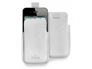 Pouzdro na iPhone 4/4S - Slim Essential case, White