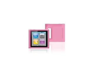 Ochranný silikový kryt iPod NANO 6 - růžový