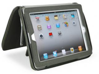 Obal na iPad, iPad 2, iPad 3 - Golla RENNY - army zelená