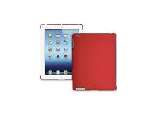 Zadní kryt na iPad 2 / iPad 3 - Back covers - červená