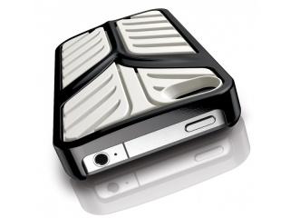 Zadní kryt na iPhone 4/4S - EDEN WHITE- Musubo