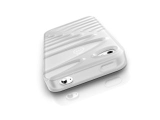 Zadní kryt na iPhone 4/4S - SEXY WHITE - Musubo