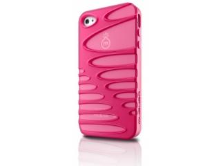 Zadní kryt na iPhone 4/4S - SEXY MAGENTA - Musubo