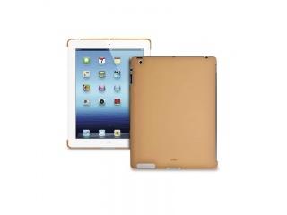 Zadní kryt na iPad 2 / iPad 3 - Back covers - hnědá