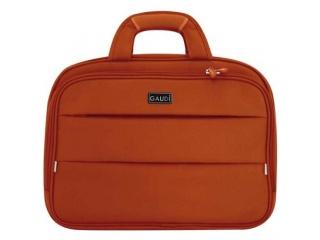 """Brašna na MacBook 15"""" značky Gaudi, oranžová"""