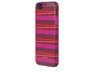 Groove Pink iPhone 5 case