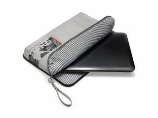 Pouzdro na notebook 14'' TORONTO, šedé