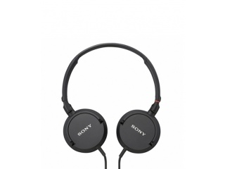 SONY stereo sluchátka MDR-ZX110, černá