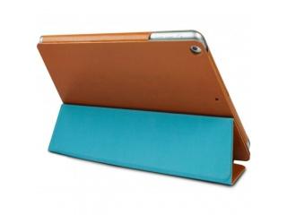 Krusell Walk on Water pouzdro na tablet pro iPad Mini 3 / Mini Retina, koňak