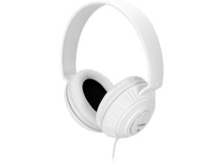 TDK MP100, ESSENTIALS bílá sluchátka ve stylu DJ