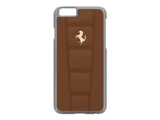 "Ferrari Zadní Kryt Camel Gold pro iPhone 6 4.7"""