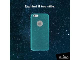 "Puro ""SHINE COVER"" pro iPhone 6/6s , modrá"