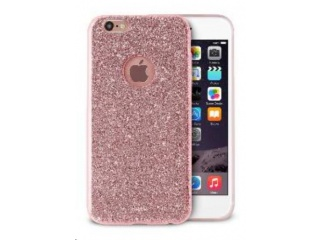 "Puro ""SHINE COVER"" pro iPhone 6/6s , růžové zlato"