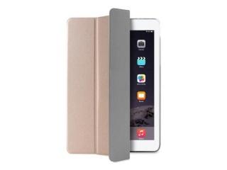 "Puro polohovací flipové pouzdro ""Zeta Slim Plasma"" pro iPad Air 2, zlatá"