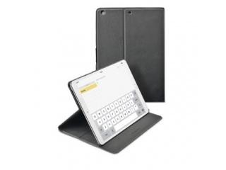Pouzdro se stojánkem CellularLine Folio pro Apple iPad Mini, černé (Mini Retina)